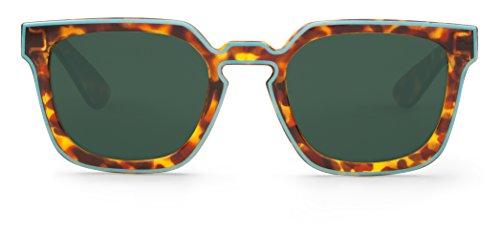 Mr. Boho | Salesas | Blue / Cheetah Tortoise   -   Sonnenbrillen fur Damen und Herren