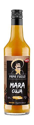 Papa Fuego Maracuja (1 x 0.7 l)   Fruchtiger Maracuja-Likör