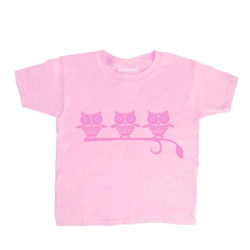 Inda-Bayi Baby-Toddler-Kids Cotton T Shirt owl