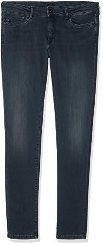 Pepe Jeans Pixie PL200025 Vaqueros Skinny para Mujer Azul Dark Used Cg4 W30 L32