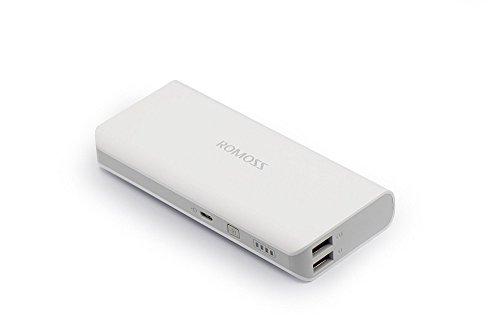 Romoss PH50-488-01 10000mAH Power Bank (White)