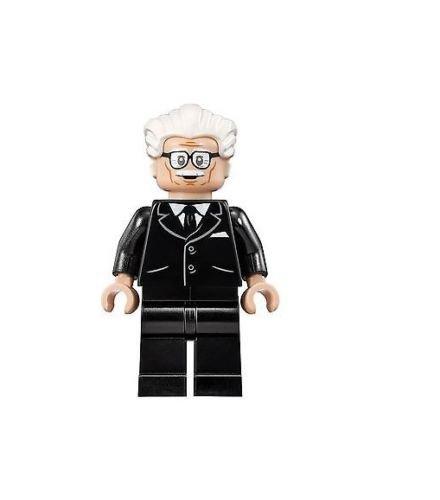 LEGO Super Heroes Batman Classic TV Series Minifigur : Alfred Pennyworth aus dem Set 76052