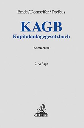 KAGB: Kapitalanlagegesetzbuch