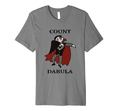 Zählen dabula, Dracula Halloween Sanftes Funny T-Shirt