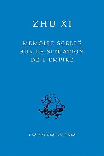 Mémoire scellé sur la situation de l'empire