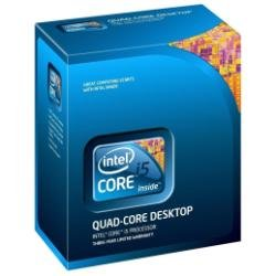 Intel Core i5-650 BX80616I5650 With Processor Speed 3.20 GHz 4 MB Cache Socket Processor