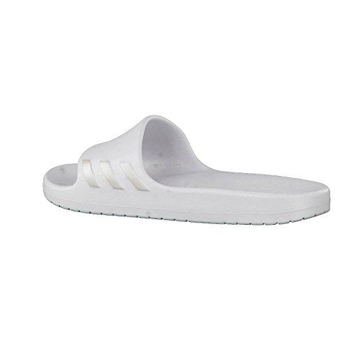 adidas Damen Aqualette W Zehentrenner Verschiedene Farben (Grpulg / Grpulg / Metpla)