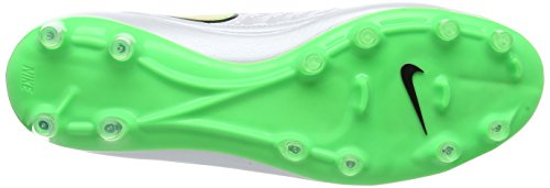 Nike  Magista Orden Fg, Entraînement Football homme White/Poison Green/Black/Total Orange 130