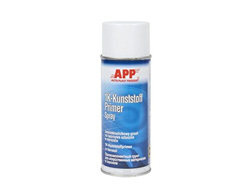 APP 1K KUNSTSTOFF PLASTIK PRIMER SPRAY 400ml 020905 -