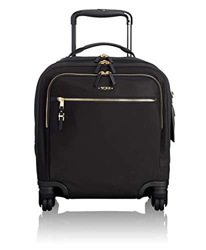 Tumi Voyageur Osona Compact Carry-on Bagage Cabine, 41 cm, 23 liters, Noir (Black)