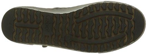 Gabor Shoes Jollys, Scarpe Stringate Donna Grigio (Wallaby 13)