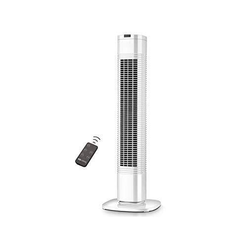 Ventilatoren CJC Standventilatoren Elektrisch Kühlung Turm Zuhause Stehen Sockel Stand Oszillierend Drehen Bleibe Cool 3 Geschwindigkeit Fernbedienung Steuerung 7.5 Stunde Timer -