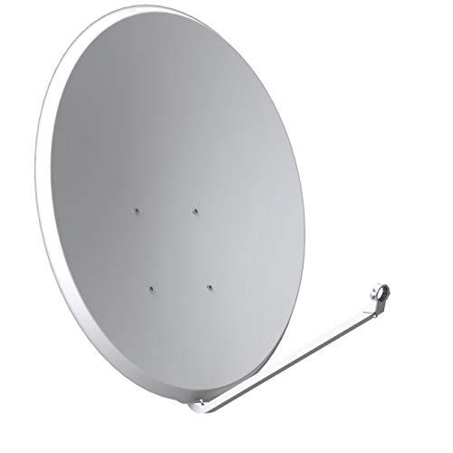 Tecatel Antena parabólica Acero Galvanizado 100 cm