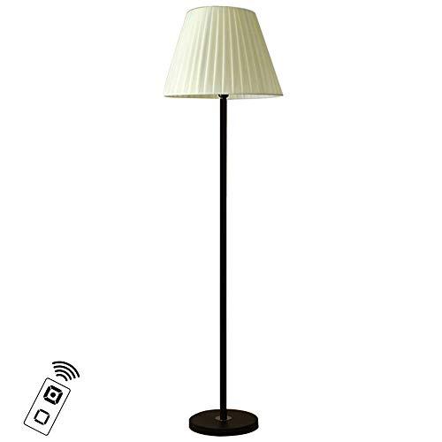 QHENS Lámparas de Pie para Salon Modernas con Control Remoto ...