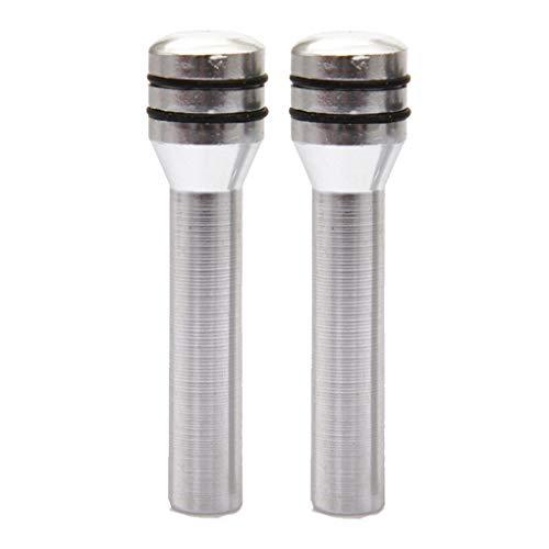 Aiming 49mm Universal-Auto-LKW-Innentürschloss Knob Pull Pins Aluminium-Legierung Auto-Sicherheits-Tür-Verschluss-Stifte -