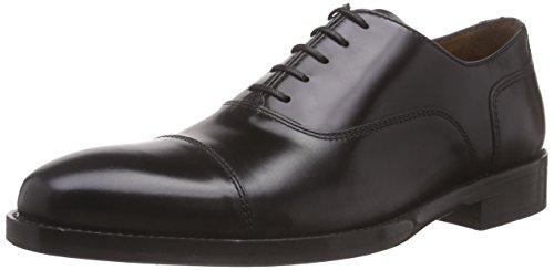 LottusseL6591-00510-01 - Scarpe Oxford Uomo , Nero (noir (JOCKER NEGRO)), 40,5