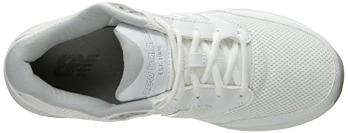New Balance Mw928v3, Chaussures Multisport Indoor Homme Blanc