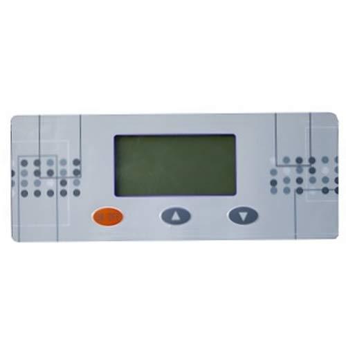 ATIKA Ersatzteil Aufkleber (170x72mm) für Bautrockner ALE 300/500 ***NEU***