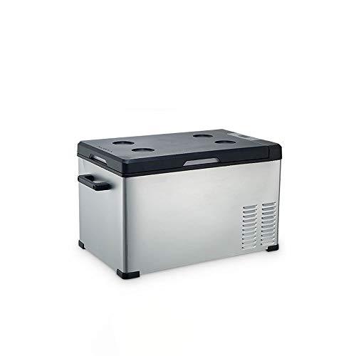 WANSIRUI Multifunktions-Autokühlschrank, große Kapazität mit Kompressorkühlschrank, Kleiner Kühlschrank for Haus und Auto, geeignet for Lebensmittel/Kosmetik/Trinkwasser (Size : 50L)