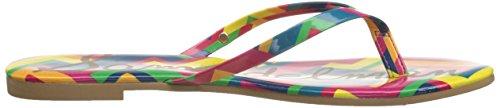 Sam Edelman Oliver Ciabatte Donna Rainbow Multi Patent