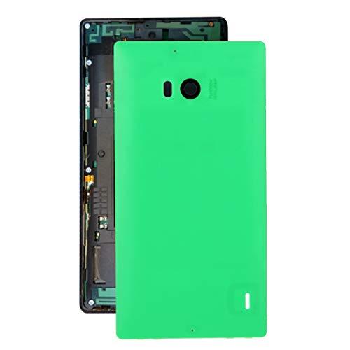 Talentwang Nizza-Akku Rückseite for Nokia Lumia 930 (schwarz) (Farbe : Green)