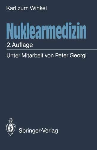 Nuklearmedizin (German Edition)