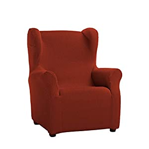 Martina Home Tunez Model Elastic Armchair Cover Wing Chair Cover 33x42x8 cm Tile