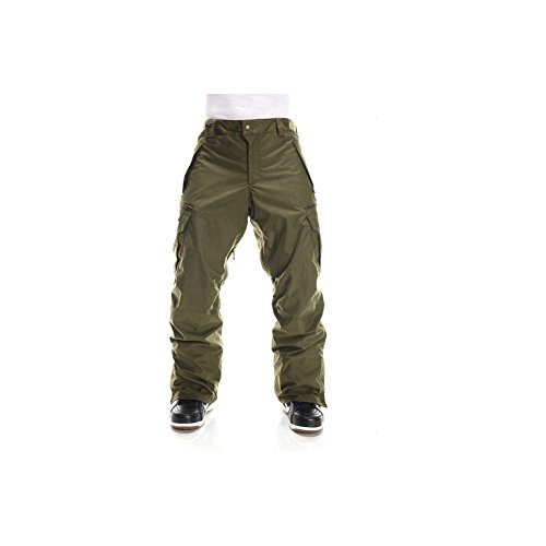 686-authentic-smarty-3-in-1-cargo-snowboard-pant-small-olive-melange