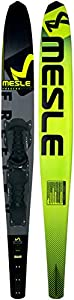 MESLE Monoski Freecarve 69 mit B6 Bindung, Slalom Ski bis 120 kg, Tunnel...