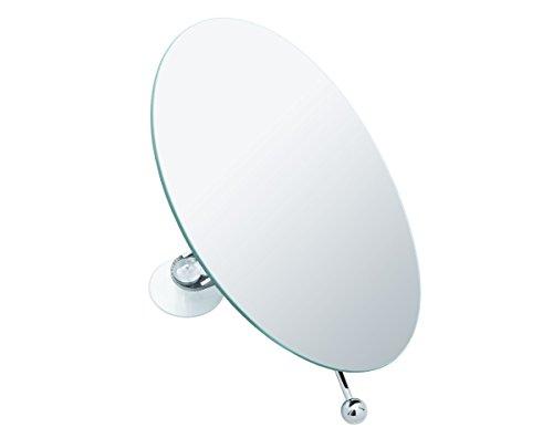 Sanwood 6651300.0 Hannah Kosmetikspiegel 5-fach Vergrößerung Aufsatzspiegel mit Saugnäpfen,...