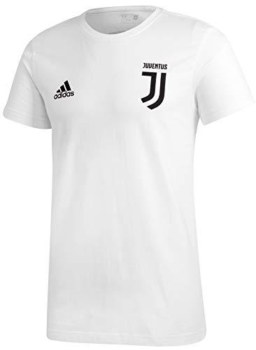 adidas Camiseta Juventus Graphic 2018-2019 Niño White-Black Talla 128