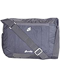 Bendly Foldable Sling Bag (Dark Grey)