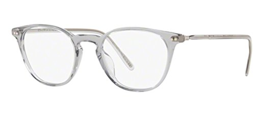 Oliver Peoples Authentische OV 5361 U Hanks 1132 Arbeiter grau Brille