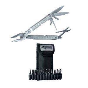 Multitool tool kit cIK t-20 étui universel avec taschenwerkzeugset 28 fonctions et ceinture-outil multifonctions