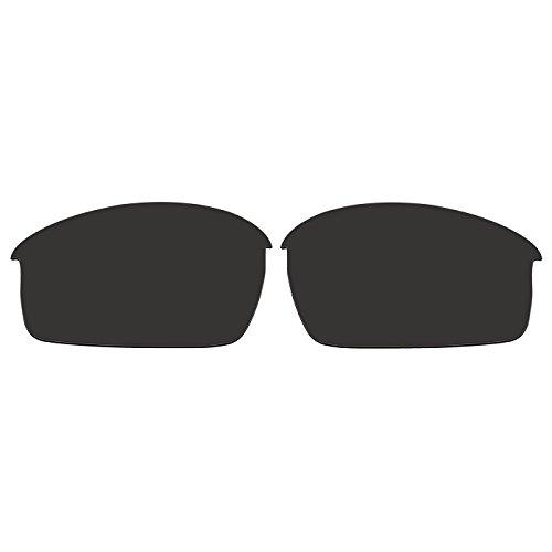 7e34a2dc92 ACOMPATIBLE Replacement Lenses for Oakley Bottlecap Sunglasses (Black -  Polarized)