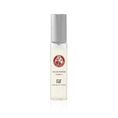 FiiLiT Parfum du Voyage, Eau de Parfum TUMBAO - CUBA 11 mL RECHARGE