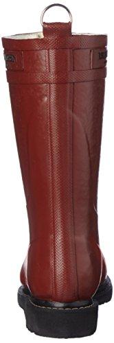 Ilse JacobsenDamen 3/4 Gummistiefel, RUB15 - Stivali di Gomma a Metà Polpaccio Donna Rot (stein Rot)