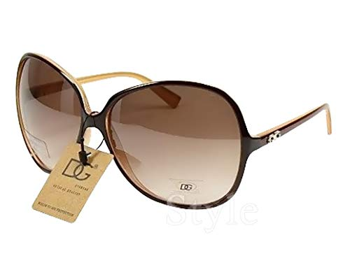 b707eed8fe66 DG Eyewear Sunglasses by DG Studio Collection 2019- Full UV400 Protection - Women's  Ladies Girls