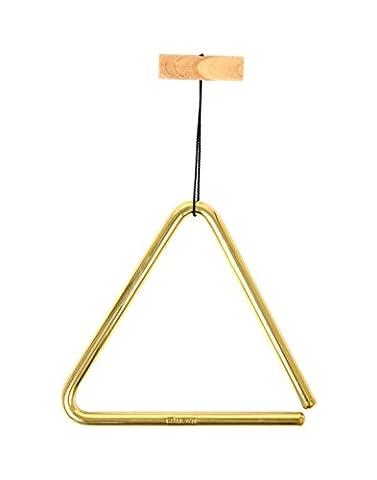Meinl 6 inch Solid Brass Triangles