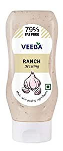 Veeba Ranch Dressing, 300g