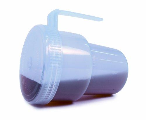 Vitility Kennedy - Bicchiere con coperchio, capacità: 207ml, colore blu