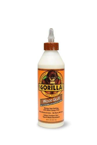 Gorilla Glue 1L Wood Glue Test