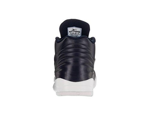 Nike Herren Air Entertrainer Turnschuhe Schwarz (Obsidian / Obsidian-weiß)