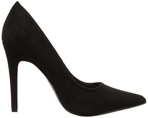 New Look Scrumptious, Scarpe Col Tacco Punta Chiusa Donna Nero (Black)