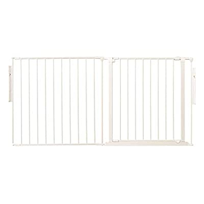 Safetots Room Divider White Up to 144cm