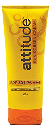 Amway Attitude Sunscreen Cream (100GM)