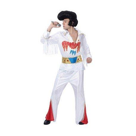 is Talla Unica (Elvis Kostüm Für Hund)
