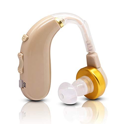 HöRverstäRker, Eingebauter Digitale HöRverstäRker, PersöNlicher KlangverstäRker Mit OhrstöPseln Und ReinigungsbüRsten Zur GeräUschreduzierung