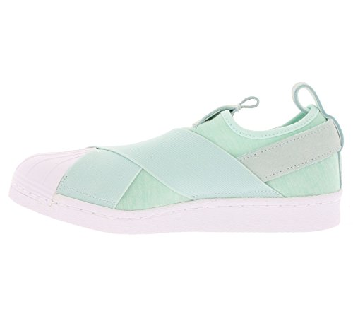 Adidas Superstar Slip On Damen Sneaker Grün Grün