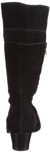 Hassia Milano Weite H 2-306552-01000, Bottes femme Noir - V.6